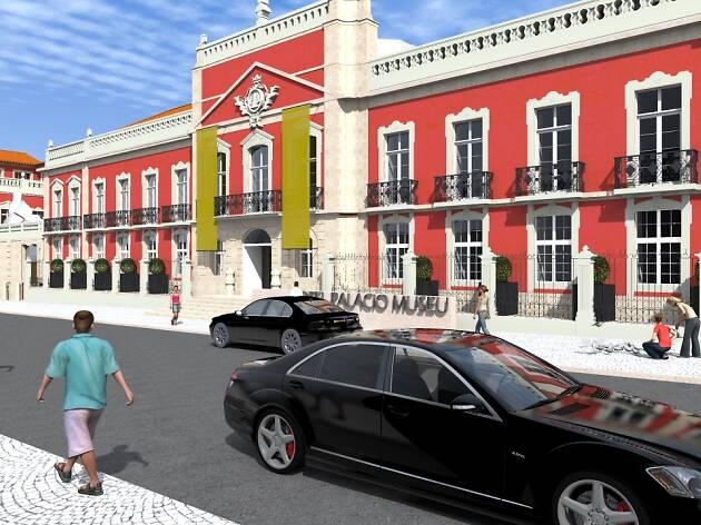 Museu-Hotel Palácio Condes da Ribeira Grande