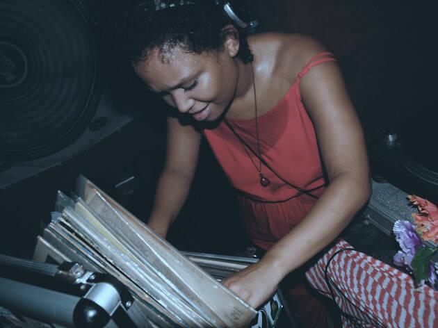 Boaventura en el Carnaval de Bahidorá