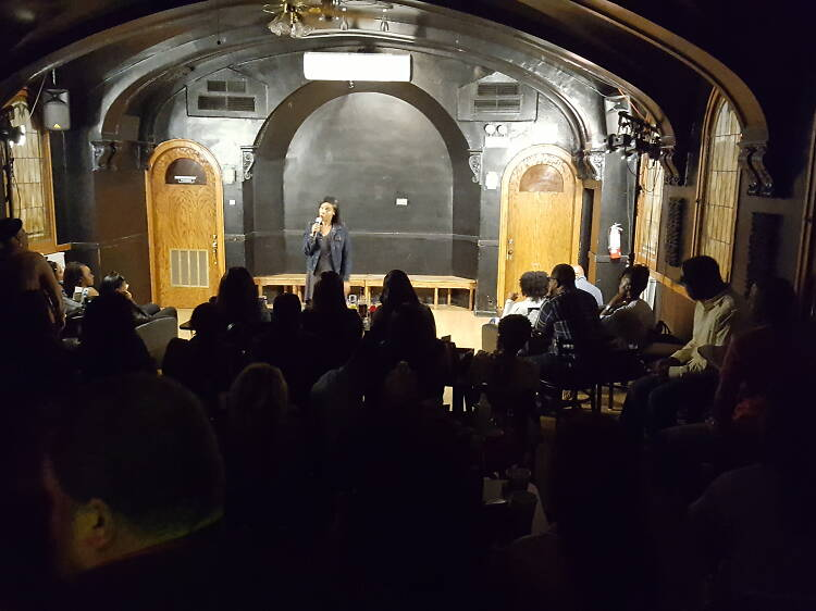 The Comedy Clubhouse