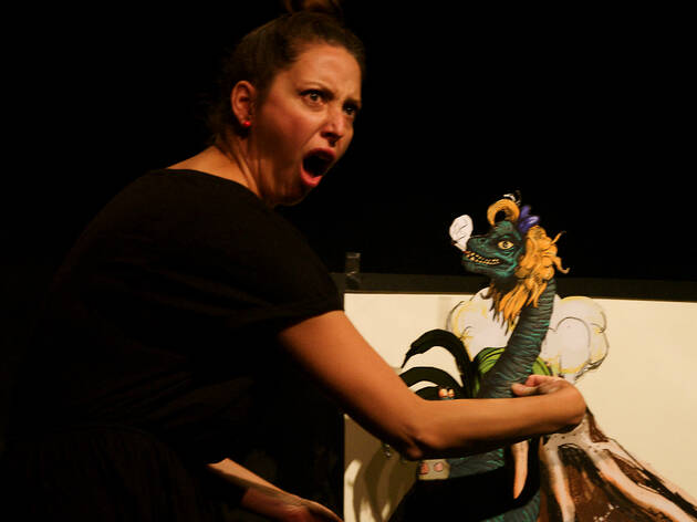 Danny y las tíasaurias (Foto: Cortesía de la producción)