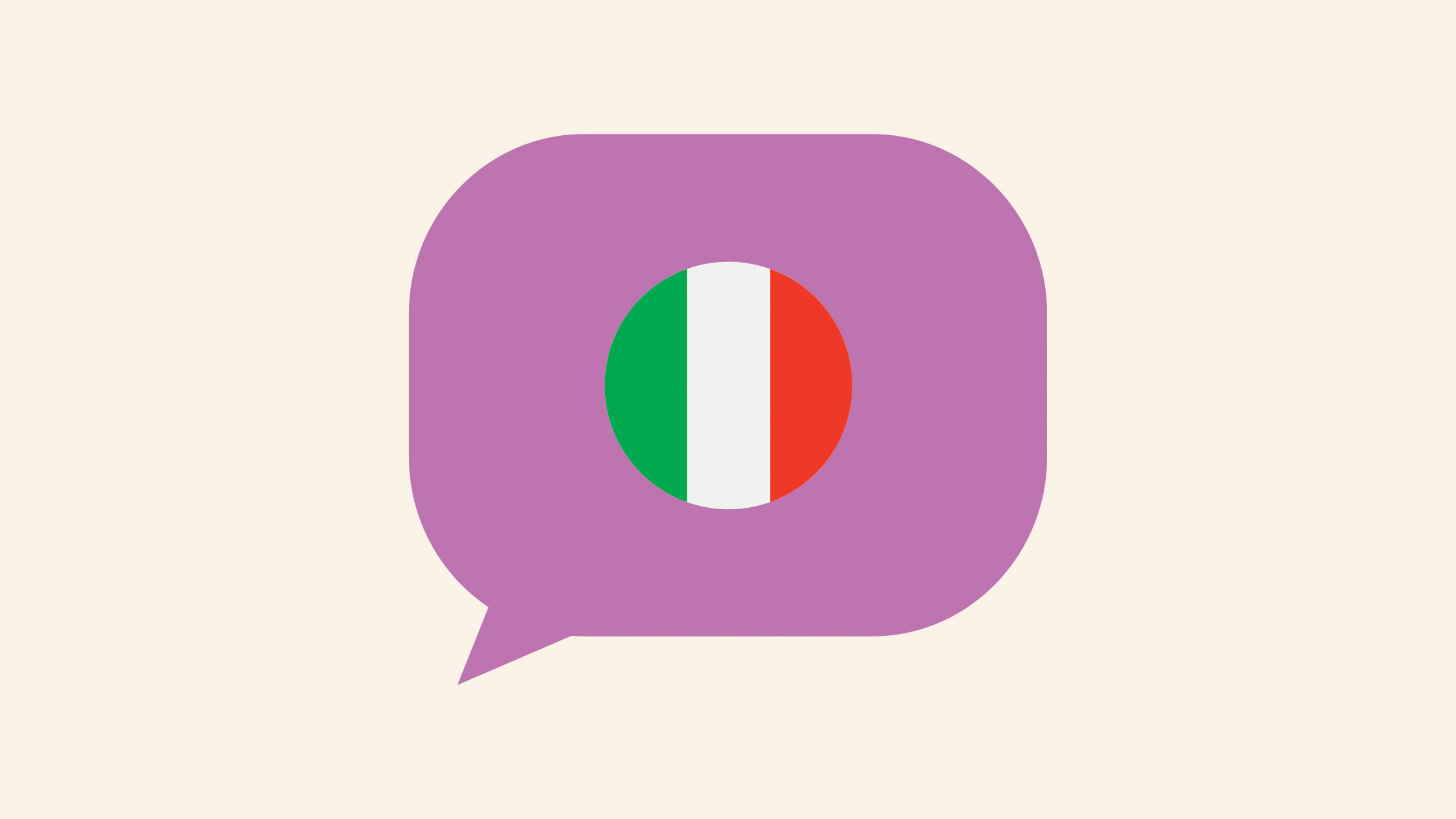 Learn a language - Italian