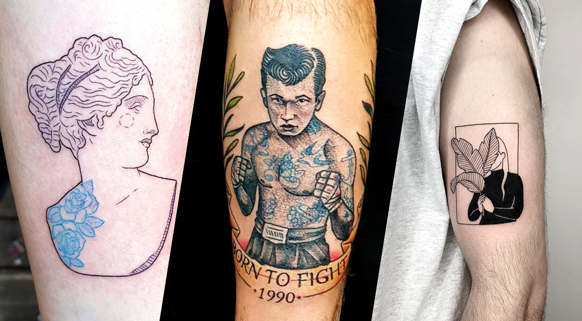 The Best Israel Tattoo Parlors To Get Inked