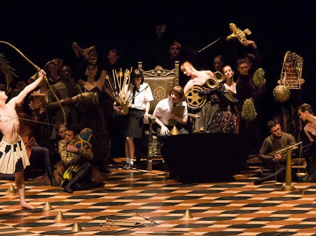 Impressing the Czar by Dresden Semperoper Ballett