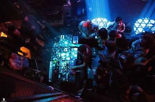Anticlub #4 — Le Turc Mecanique's Magnificent Seven