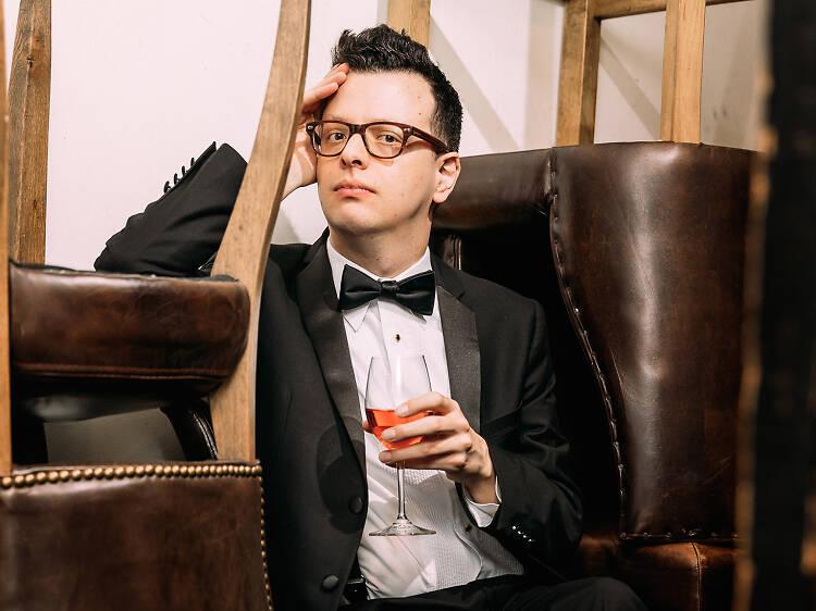 Isaac Oliver (Joe's Pub)