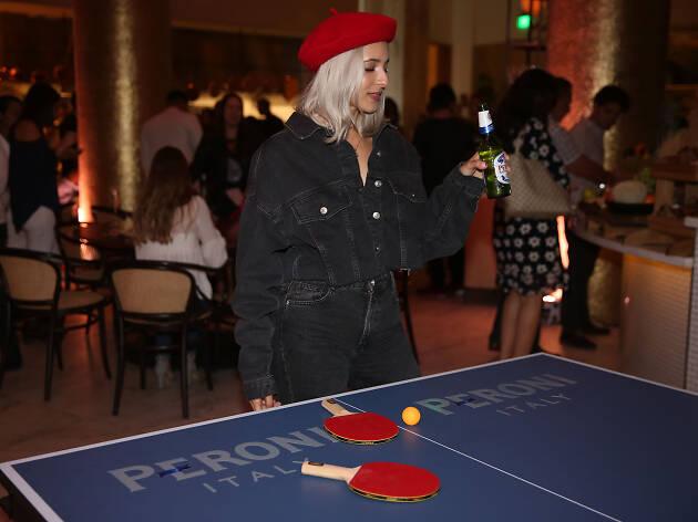 Ping Pong, Pizzas & Peroni