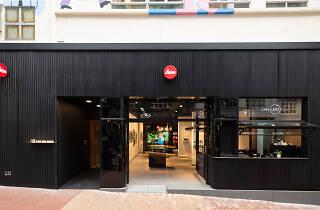 Leica Causeway Bay Flagship Storefront