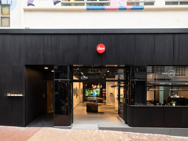 Leica Camera launches new flagship store in Causeway Bay
