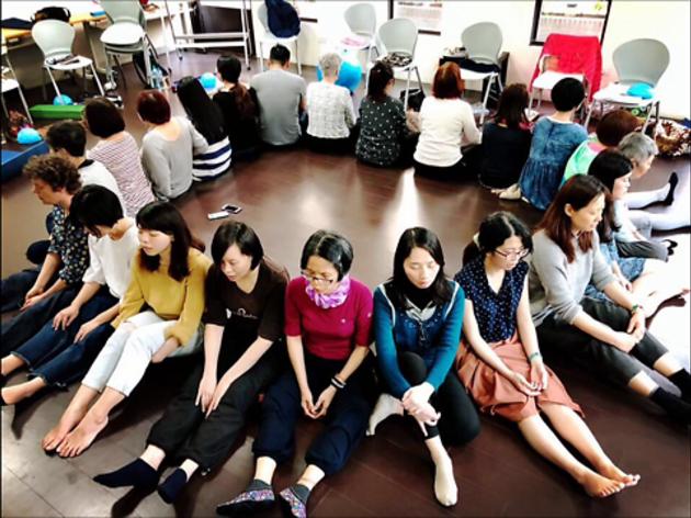 Discover Pansori Workshop