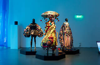 Tim Yip: Blue – Art, Costumes and Memory