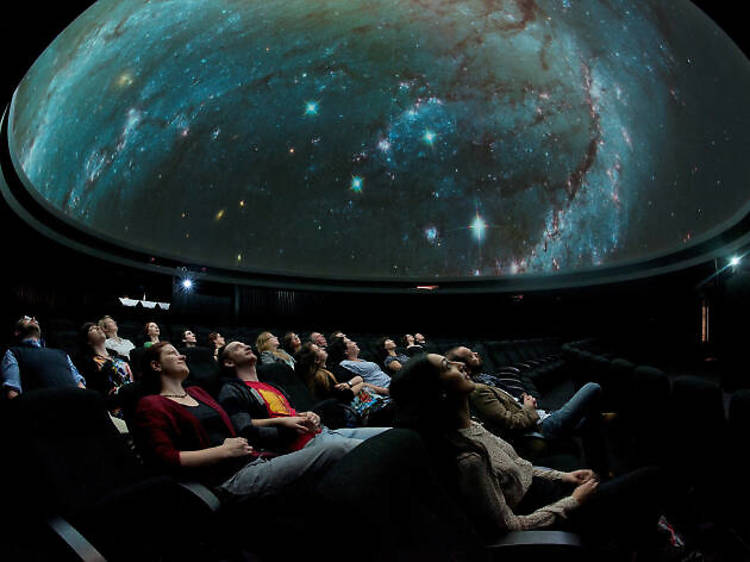 Sunday: marvel at the universe