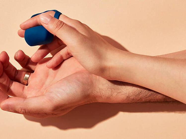 Estimuladores de dedo