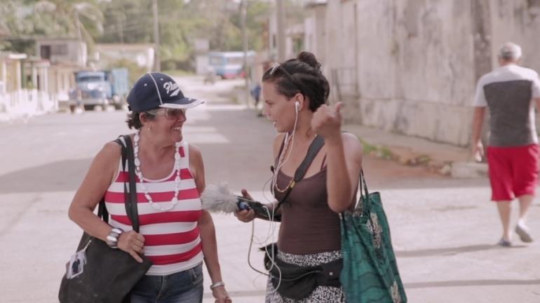 27ª Mostra Internacional de Films de Dones: El último país
