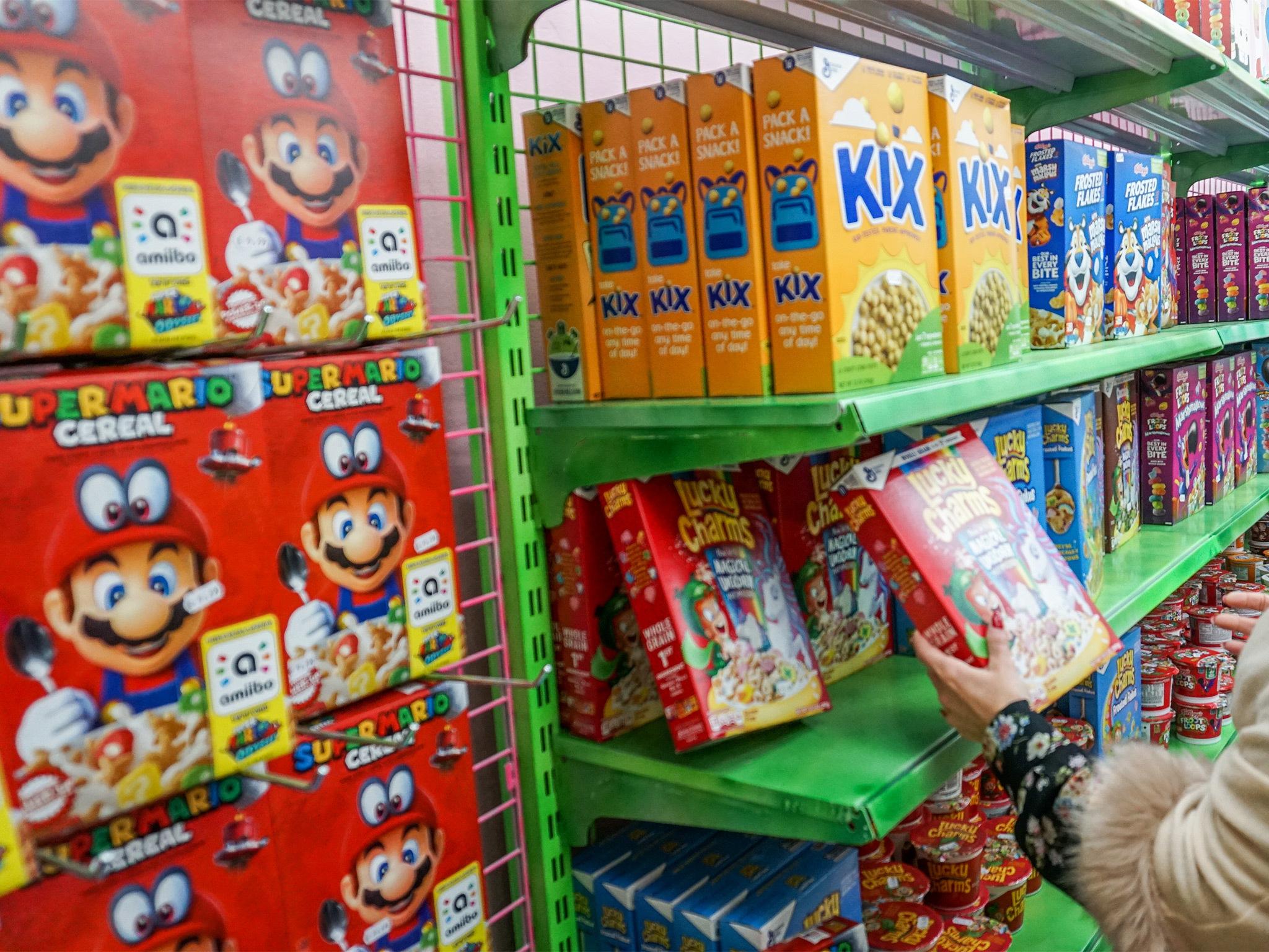 El primer supermercat de menjar friki és a Barcelona!