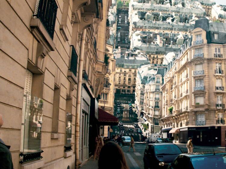 Mater un film qui célèbre la ville de Paris