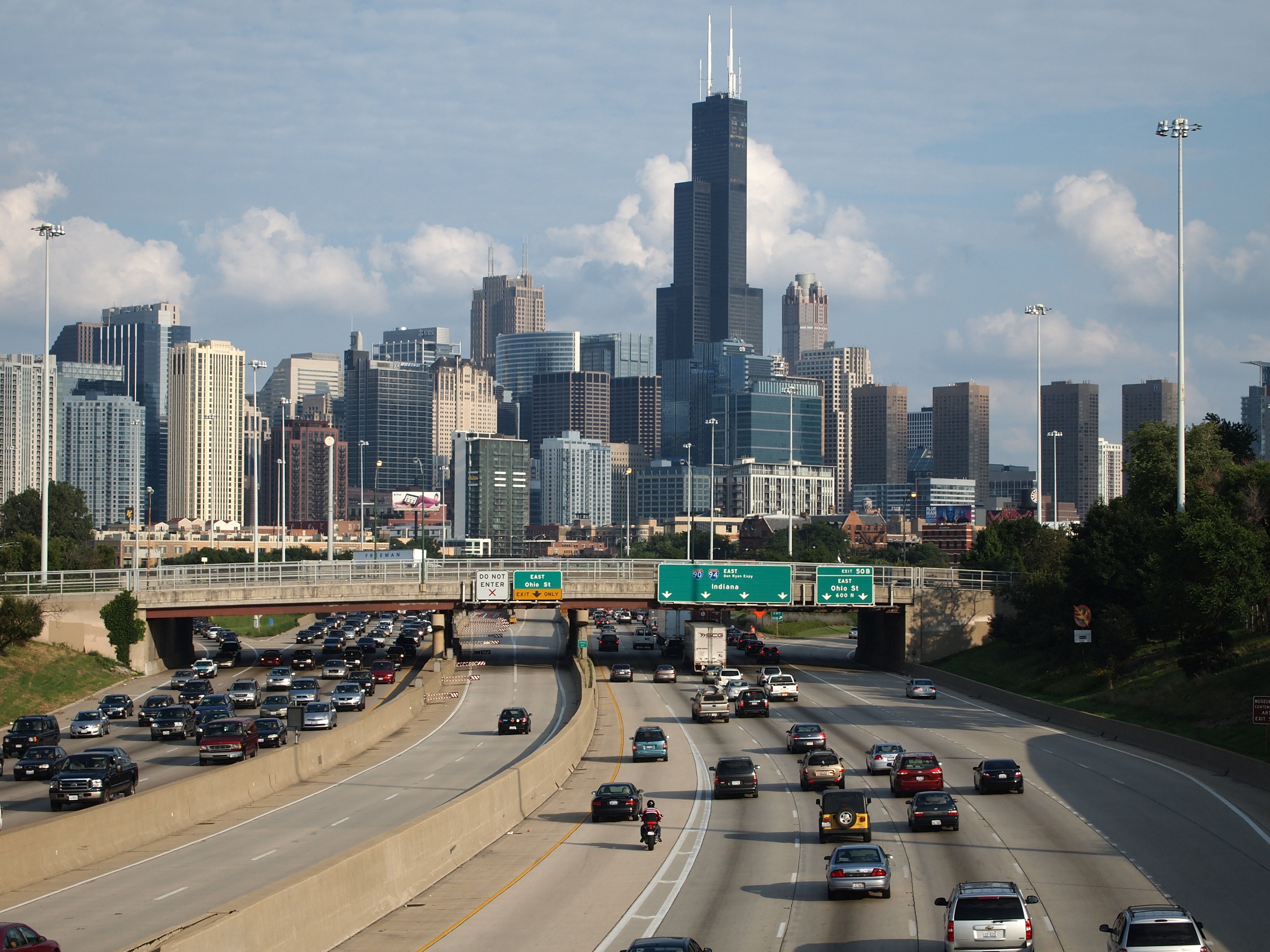 Chicago has a serious traffic problem, according to a new study
