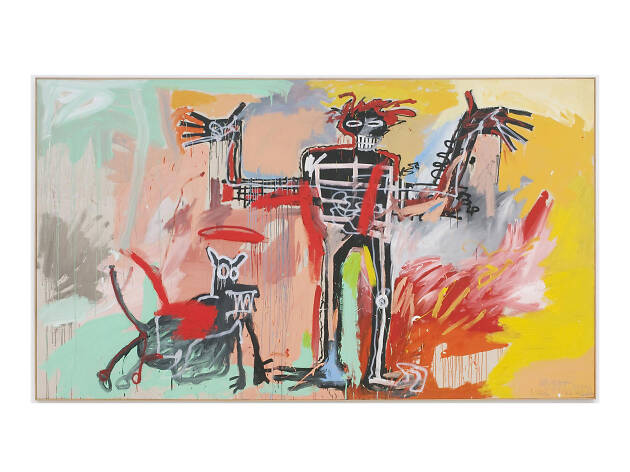 Get free tickets to a major Basquiat show opening March 6