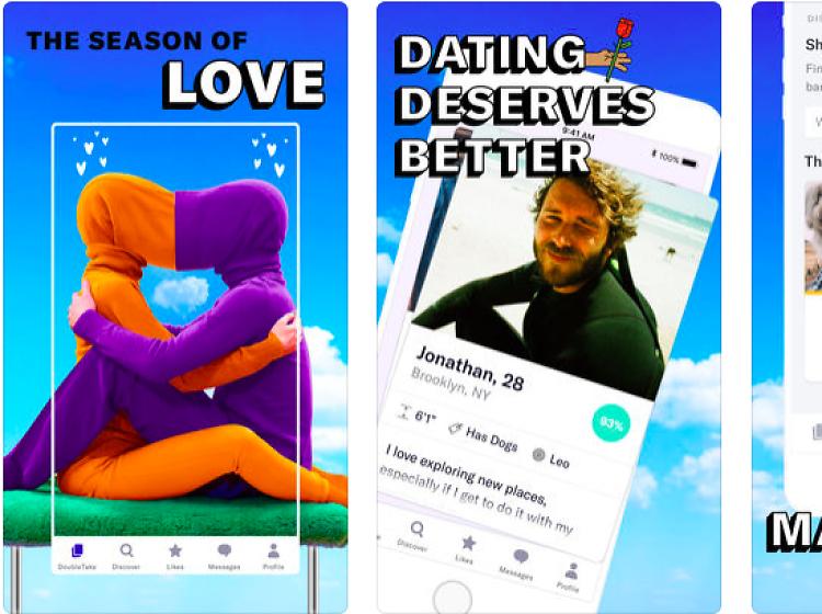 OKCupid:老牌交友 app
