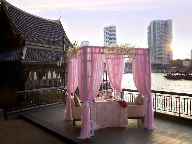 Shangri-la Bangkok Valentine's