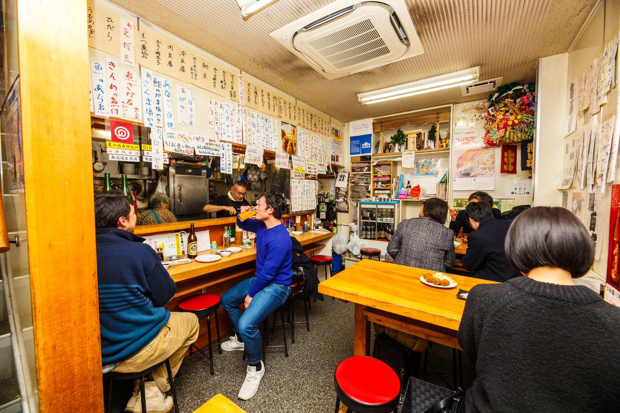 Tsukiji after dark: best late-night restaurants and bars