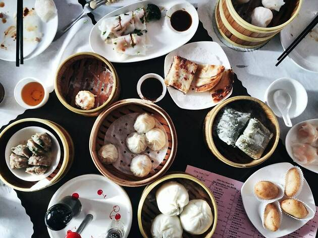 The best dim sum in San Francisco