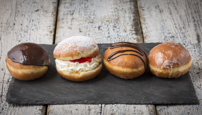 Delightful Pastries, paczki, doughnut, donut, donuts