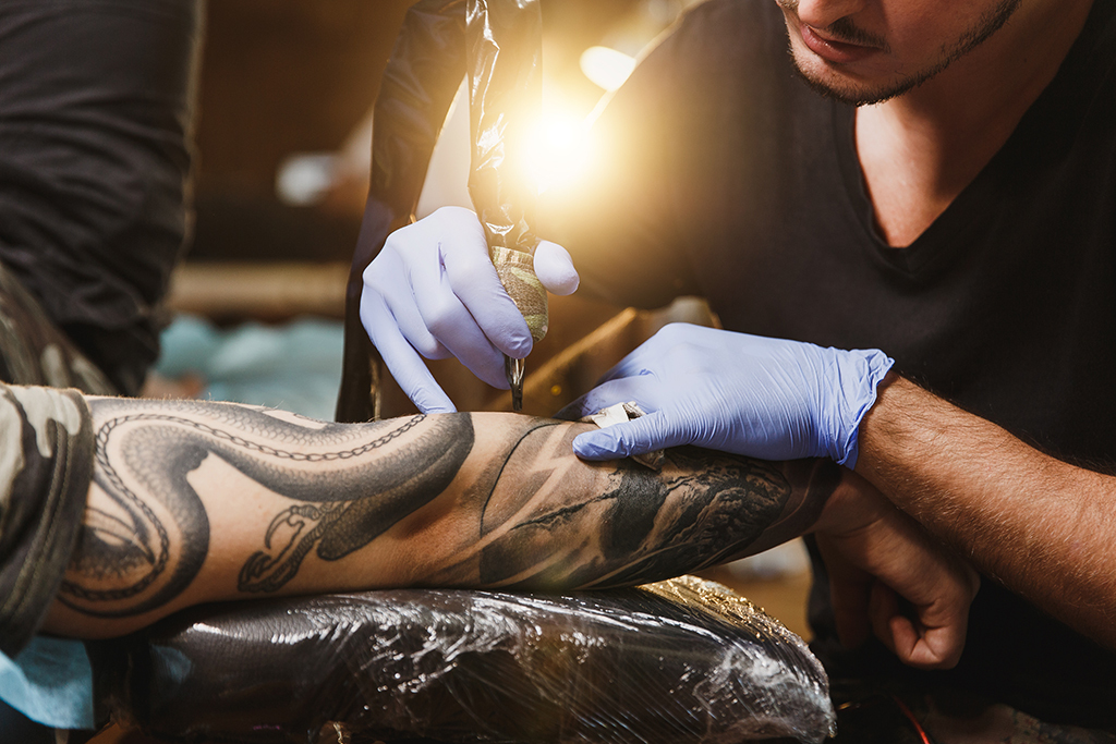 5 places to get a tattoo in Glasgow