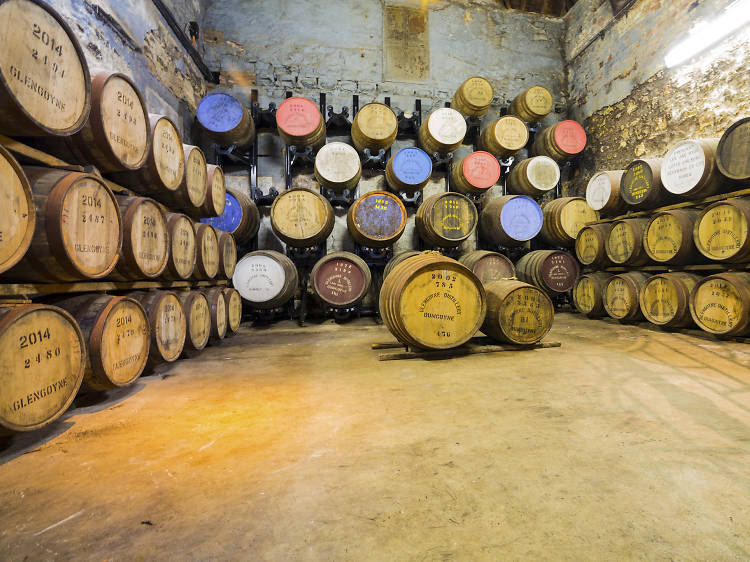 Where to drink whisky near Glasgow