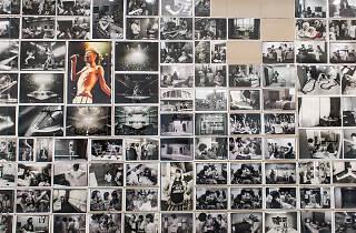 Annie Leibovitz's 1975 Rolling Stones photos