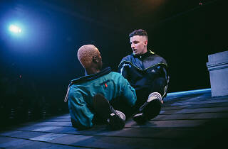 If We Got Some More Cocaine I Could Show You How I Love You Kings Cross Theatre 2019