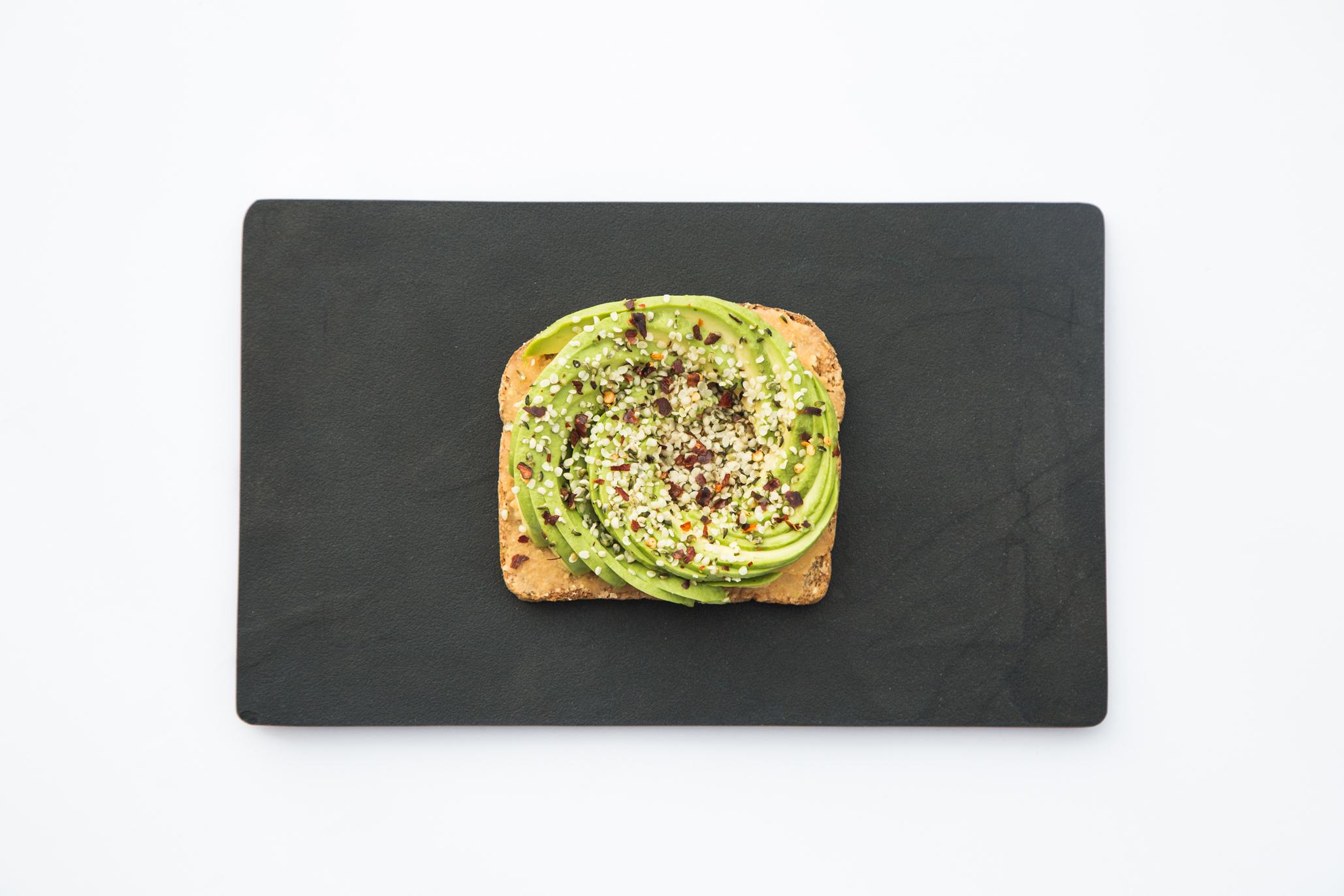Mora Mora avocado toast