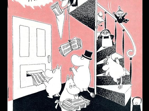 Moomin Exhibition