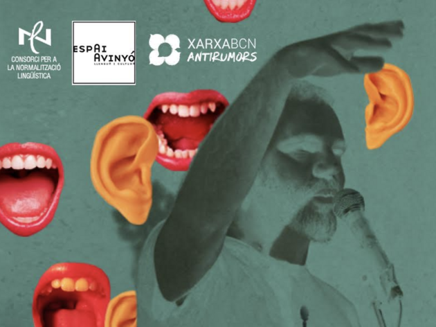 Poetry Slam #AturemRumors + trobada poètica plurilingüe