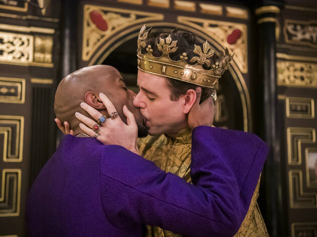 "<meta charset=""utf-8"" /><p><span>'Edward II' at Shakespeare's Globe</span></p>"