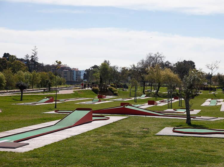 Parque Urbano do Jamor