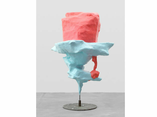 Here are all the weird things you'll see at the Franz West exhibition at Tate Modern