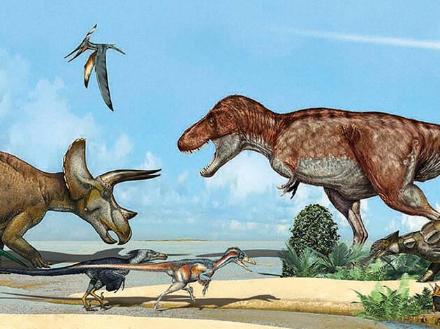 Entre Dinossauros
