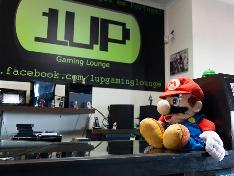 1UP Gaming Lounge