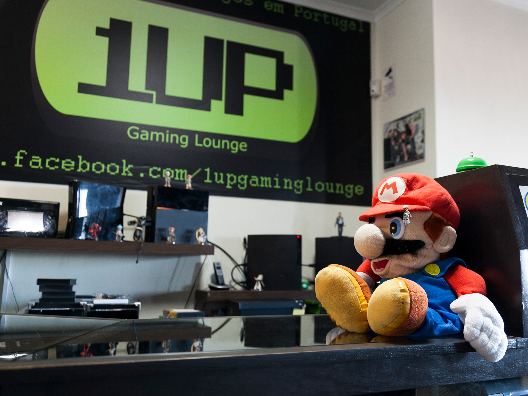 1UP Gaming Lounge