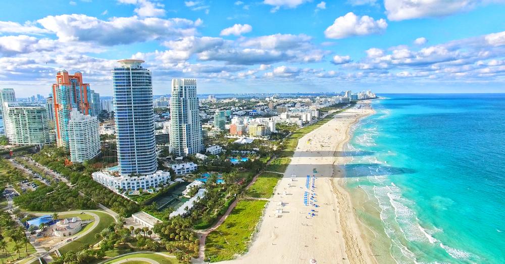 Viatja gratis a Miami!