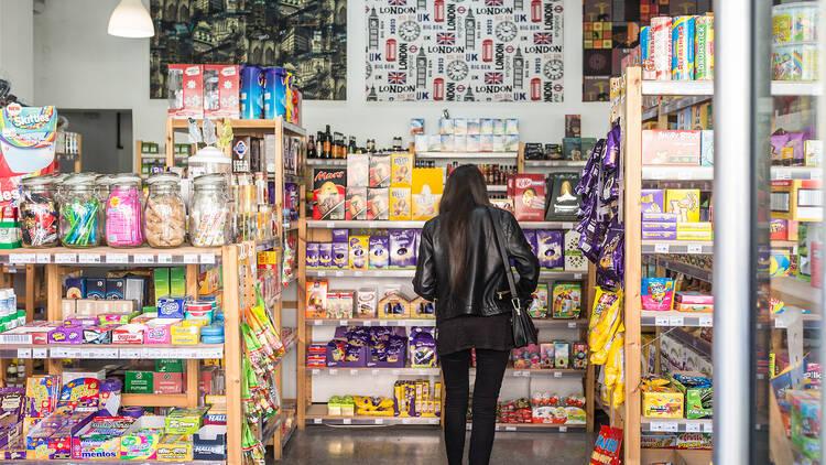 Supermercado, Glood, Mercearia do Mundo