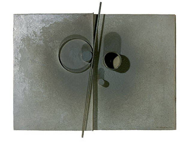 León Tutundjian. Automatisme i geometria, 1924-1929