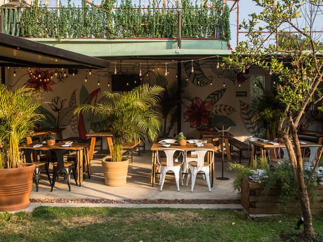 Parrilla Paraíso, un restaurante al aire libre en el sur de la CDMX