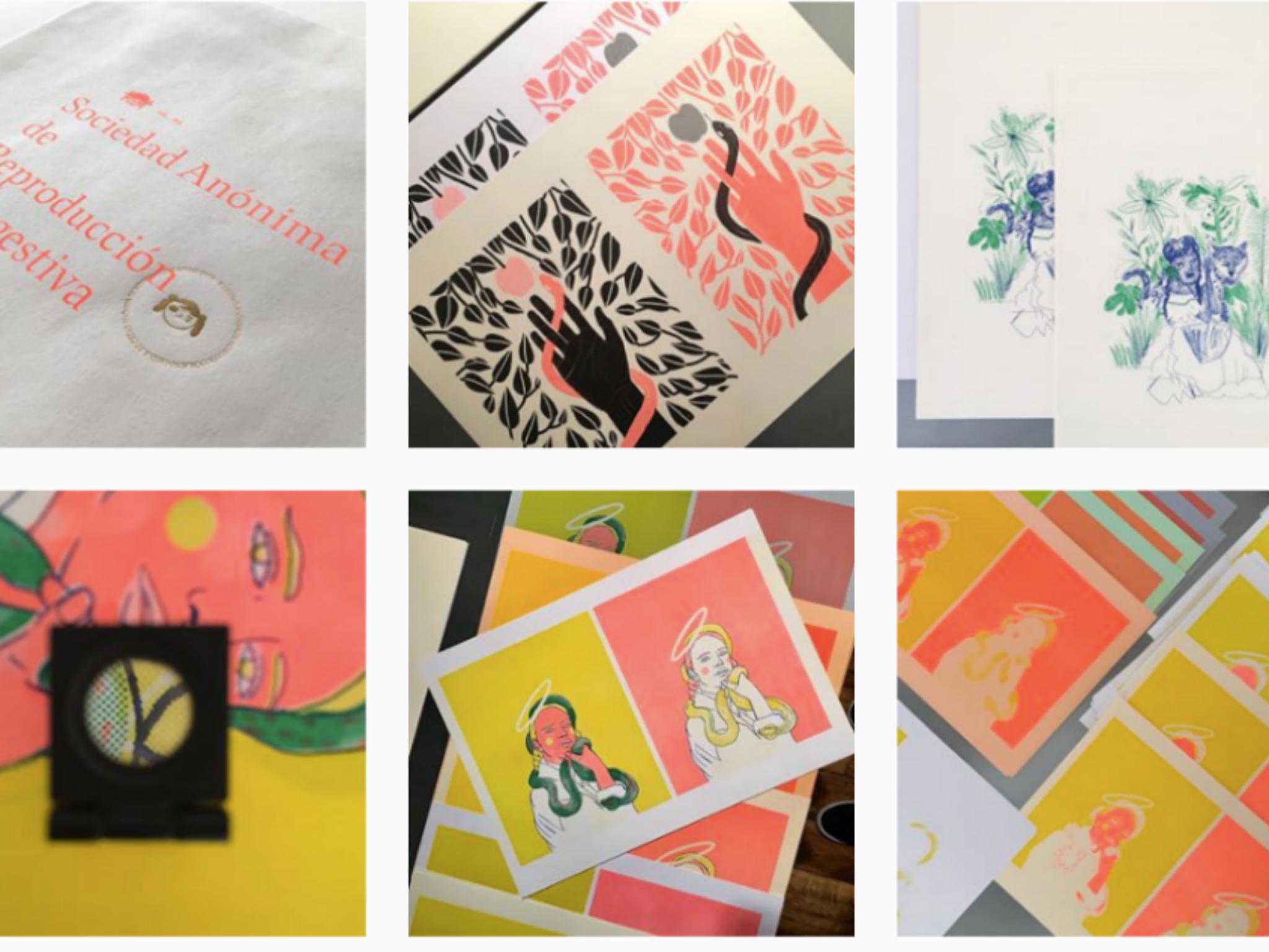SUTIDO VOL. UNO, una exposición con ilustraciones de $50 en la CDMX