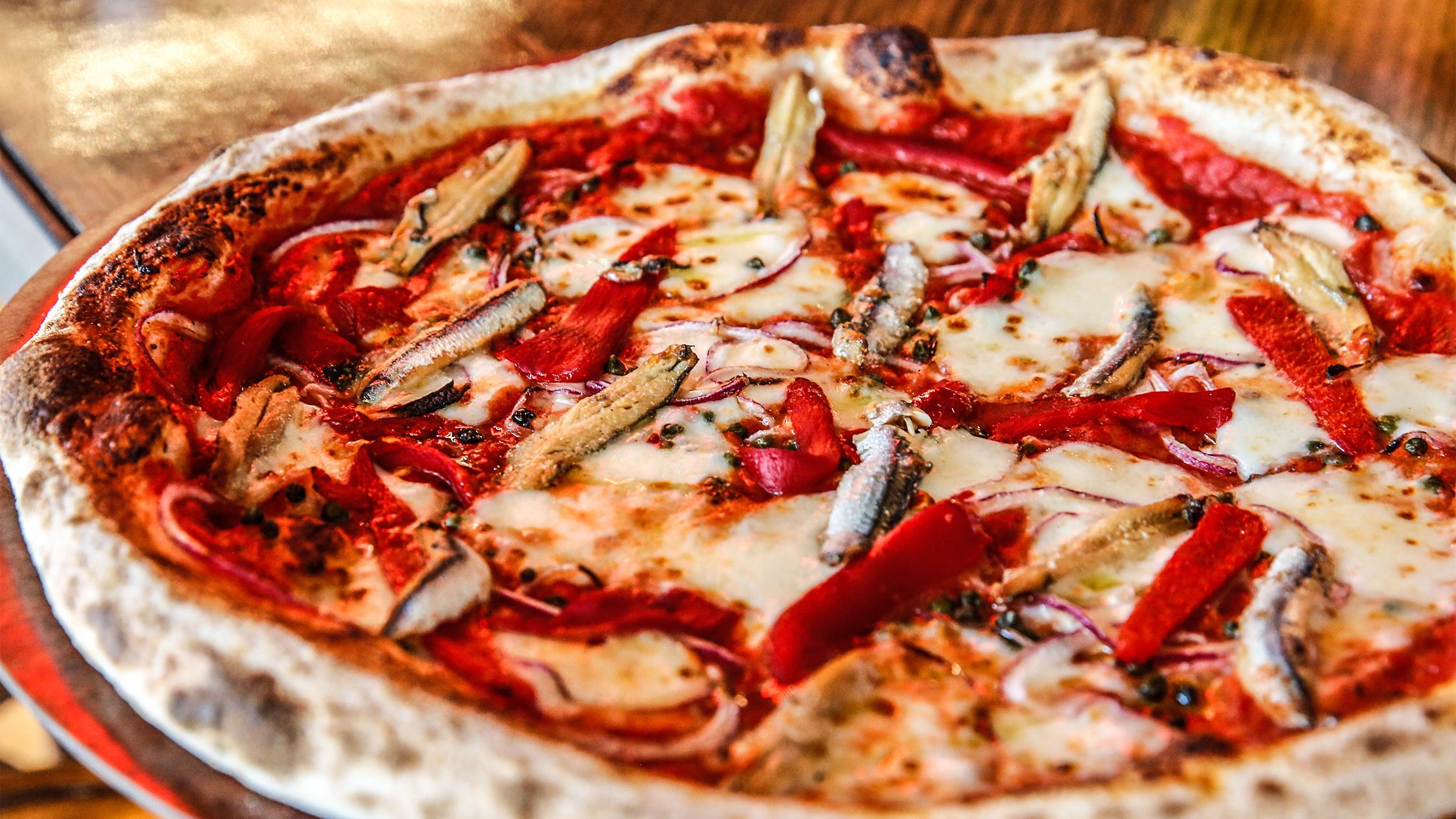 Pocket Pizza