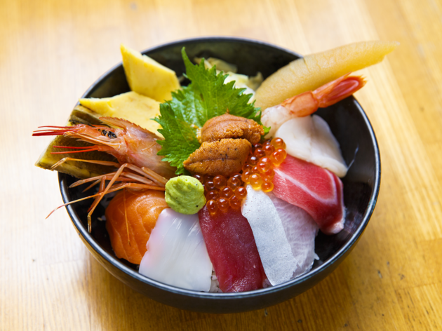 海鮮丼 まるきた 2号店
