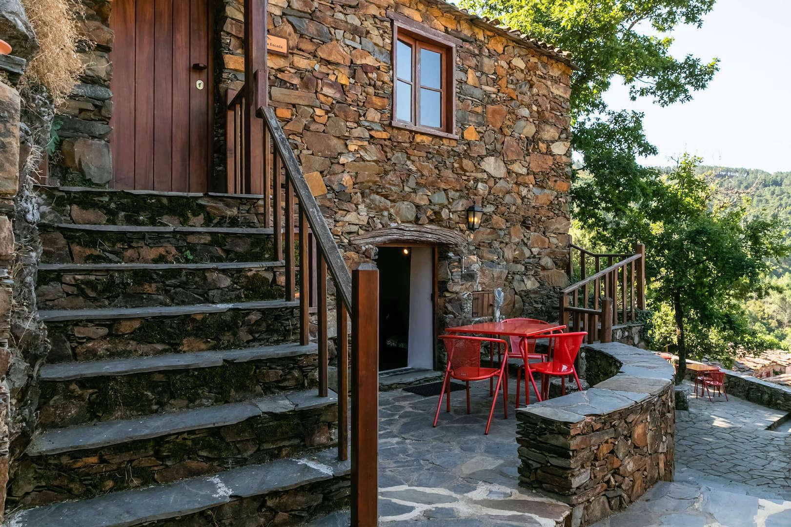 Cerdeira Village: a criatividade mora aqui
