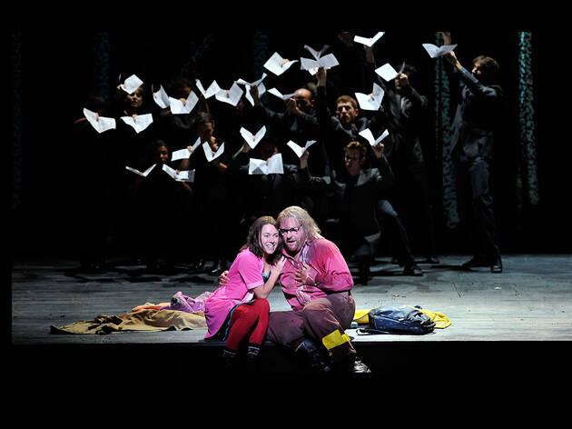 30% off 'The Magic Flute' at the London Coliseum