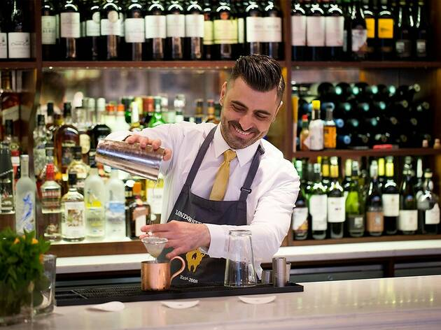 Gin tasting evening for two at Marco Pierre White's London Steakhouse Co