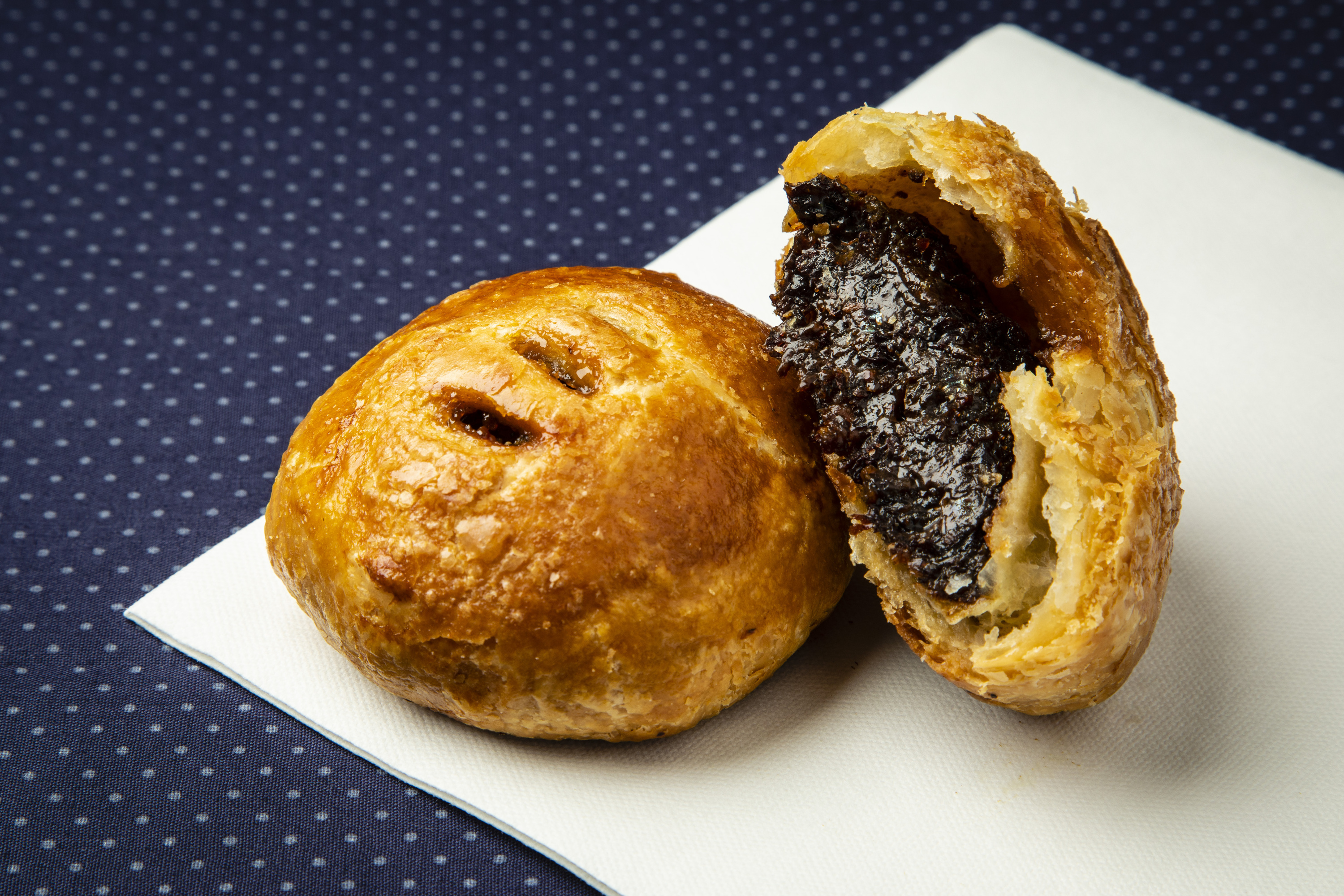 Eccles cake at St John
